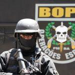 Foto: Fernando Vivas/GOVBANa foto: capitão Cardoso, vice-Comandante do BOPE. Foto: Fernando Vivas/GOVBA
