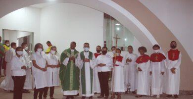 Paróquia São Paulo Apóstolo está em festa