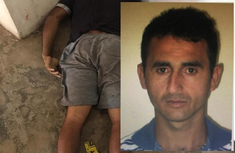 Nivaldo Pereira Luz, de 38 anos