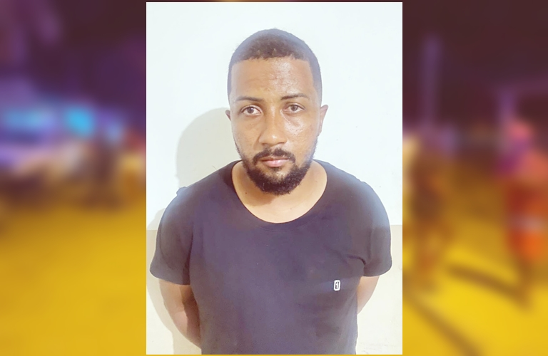 Rodrigo da Silva Dias dos Santos, de 27 anos