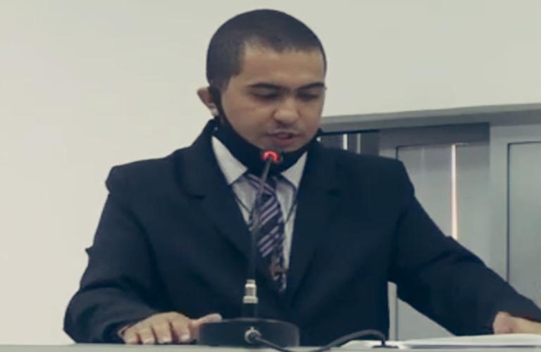 Vereador Marcelo Teixeira