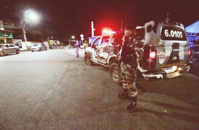 Primeiro fim de semana com toque de recolher na Bahia tem 55 detidos